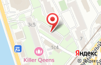 Схема проезда до компании Премедиа в Москве