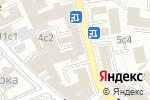 Схема проезда до компании Двери-Эталон в Москве