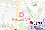 Схема проезда до компании ЦМД-софт в Москве