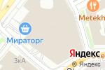 Схема проезда до компании Российская академия транспорта в Москве