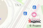 Схема проезда до компании Allammo в Москве