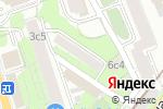 Схема проезда до компании Российская Коллегия аудиторов в Москве