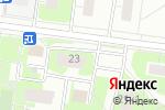 Схема проезда до компании Золотой скорпион в Москве