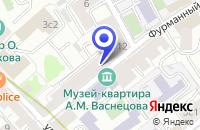 Схема проезда до компании ТФ IFI в Москве