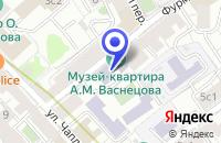 Схема проезда до компании БУРОВАЯ КОМПАНИЯ ПРОМБУРВОД в Москве