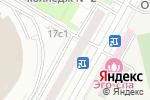 Схема проезда до компании ВАВИЛОН в Москве