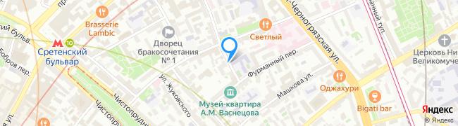 Малый Козловский переулок