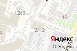Схема проезда до компании L-TS Group в Москве