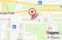 Схема проезда до компании Витмар в Москве