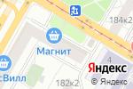 Схема проезда до компании ЕФ-партнер в Москве