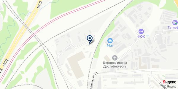 TDItuning на карте Москве