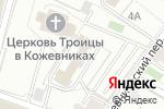 Схема проезда до компании ОКБ САПР в Москве