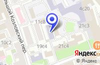 Схема проезда до компании ТРАНСПОРТНАЯ КОМПАНИЯ КБМ-ВДВ в Москве