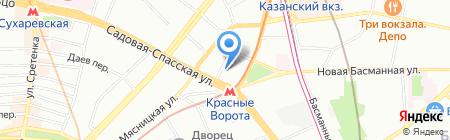 Первая нерудная компания на карте Москвы