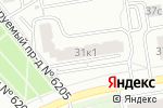 Схема проезда до компании Нотариус Панарин А.В. в Москве