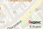 Схема проезда до компании Simple Wine в Москве
