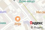 Схема проезда до компании Арт Фьюжн в Москве