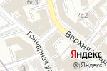 Схема проезда до компании Хэппи Хоум Трэйд в Москве