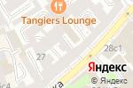 Схема проезда до компании Социальная перспектива в Москве