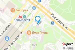 Снять двухкомнатную квартиру в Москве Каширское шоссе 26к1