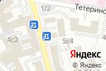 Схема проезда до компании Инбанк в Москве