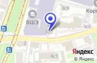 Схема проезда до компании КОМПЬЮТЕРНАЯ ФИРМА СЛЕЙМ в Москве