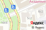 Схема проезда до компании Резиденция на Покровском бульваре в Москве