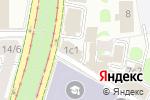 Схема проезда до компании Постоянное Представительство Республики Северная Осетия-Алания при Президенте РФ в Москве