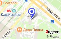 Схема проезда до компании КОММЕРЧЕСКИЙ БАНК ОПМ-БАНК в Москве