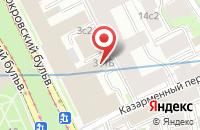Схема проезда до компании Агентство Про-Медиа в Москве