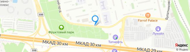 Востряковский проезд