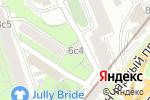 Схема проезда до компании КонРусИнтер в Москве