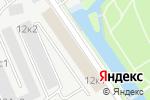 Схема проезда до компании Флоукор в Москве