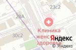 Схема проезда до компании Ай Ти М Консалт в Москве