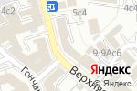 Схема проезда до компании IFix в Москве