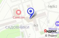 Схема проезда до компании ПРОЕКТНО-МОНТАЖНАЯ ФИРМА СПЕЦСТРОЙЭЛЕКТРОАВТОМАТИКАМОНТАЖ в Москве