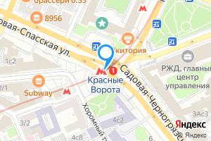 Сдается комната в Москве м. Красные ворота, метро Красные Ворота
