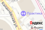 Схема проезда до компании Премиум Капитал в Москве