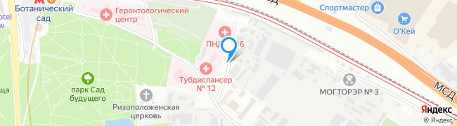 проезд Леонова 1-й