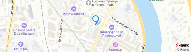 переулок Кожевнический 4-й