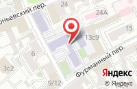Схема проезда до компании 2М Стройсервис в Москве
