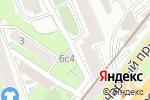 Схема проезда до компании БОЯРЦЕВ & ПАРТНЕРЫ в Москве