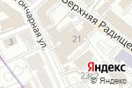 Схема проезда до компании Лангуст в Москве