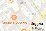 Схема проезда до компании Ias group в Москве
