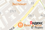 Схема проезда до компании Проф Бьюти Маркет в Москве