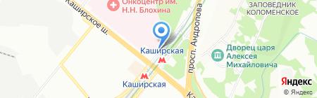 Цветы за копейки на карте Москвы
