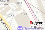 Схема проезда до компании Gioms Food в Москве