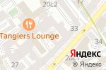 Схема проезда до компании Оденься для счастья в Москве