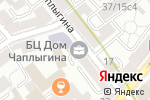 Схема проезда до компании РБ Секьюритиз в Москве