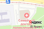 Схема проезда до компании 5 звезд в Москве